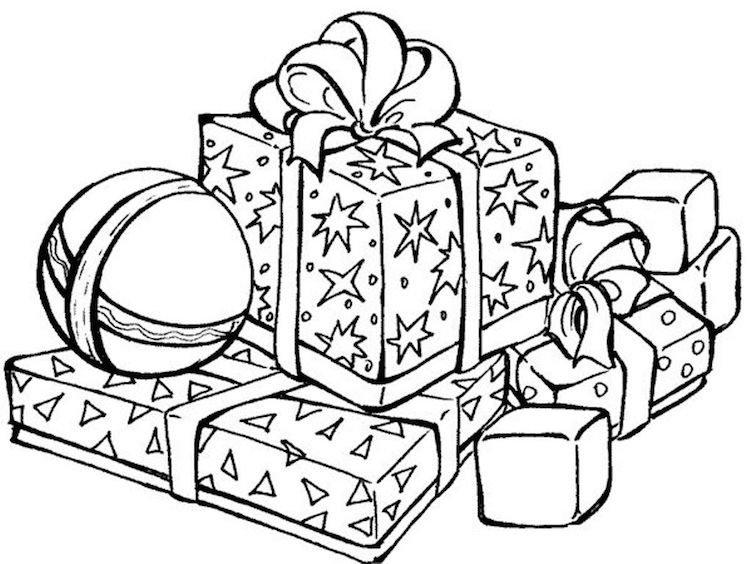 Coloriage De Noel A Imprimer Gratuit 40 Dessins Que Vos Petits Adoreront