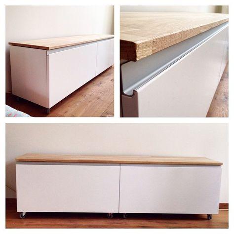 Les 10 Plus Beaux Detournements De Meubles Ikea Diy Dressoir Doe Het Zelf Meubels Ikea