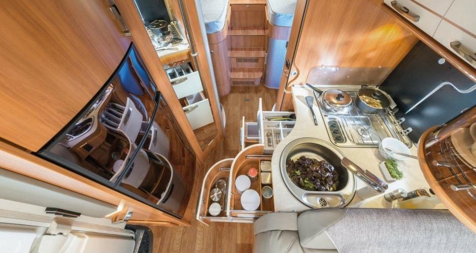 Optimiser La Place Dans Son Camping Car Nos Astuces