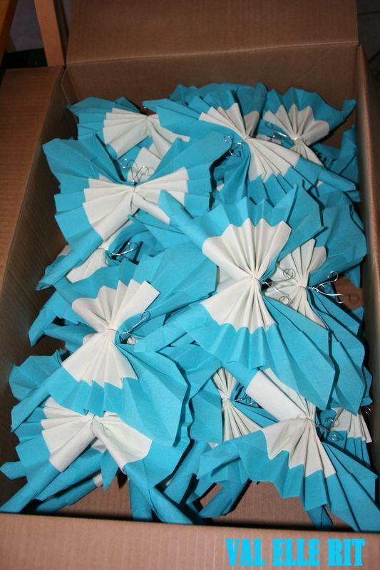 Pliage De Serviettes Papillon Val Elle Rit