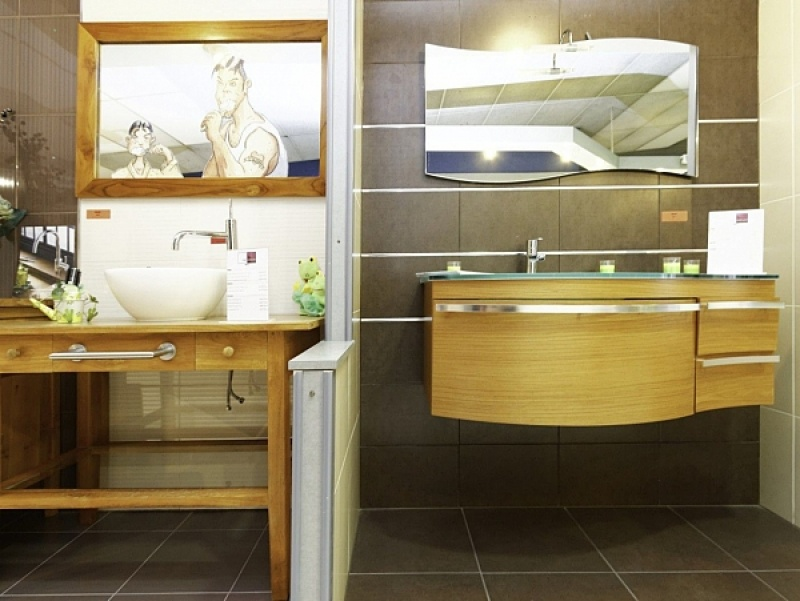 Decorer Les Murs De Votre Salle De Bain Plus Que Pro